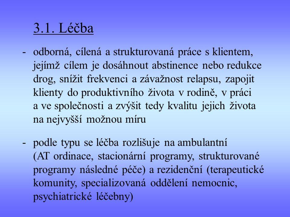 3.1. Léčba