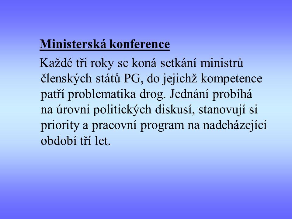 Ministerská konference