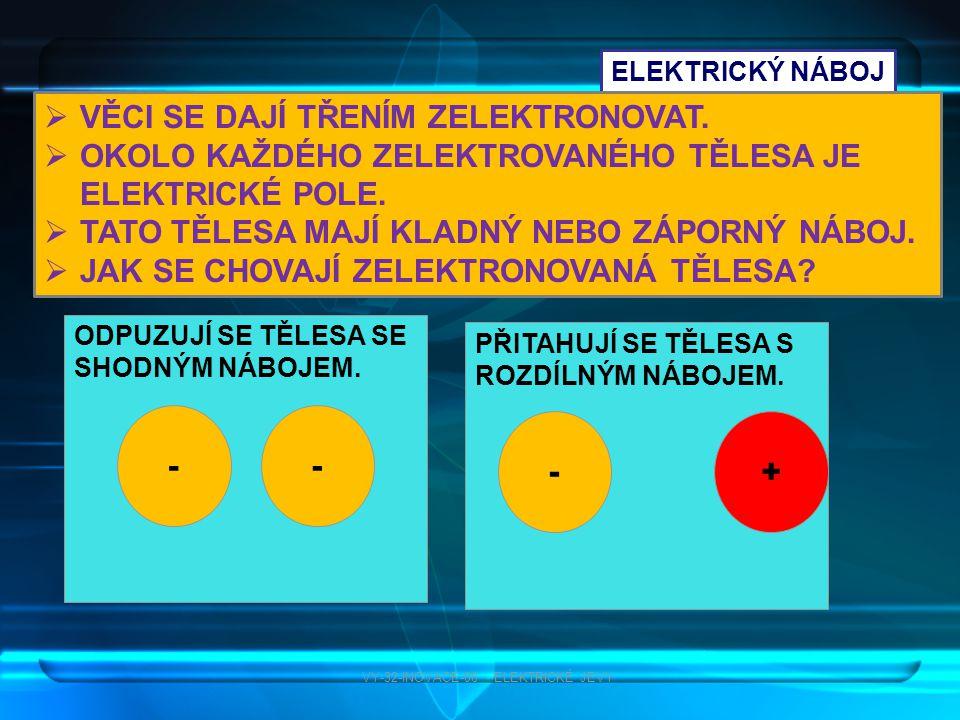 VY-32-INOVACE-06 - ELEKTRICKÉ JEVY