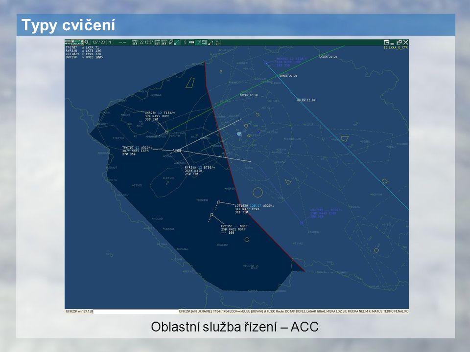 Oblastní služba řízení – ACC