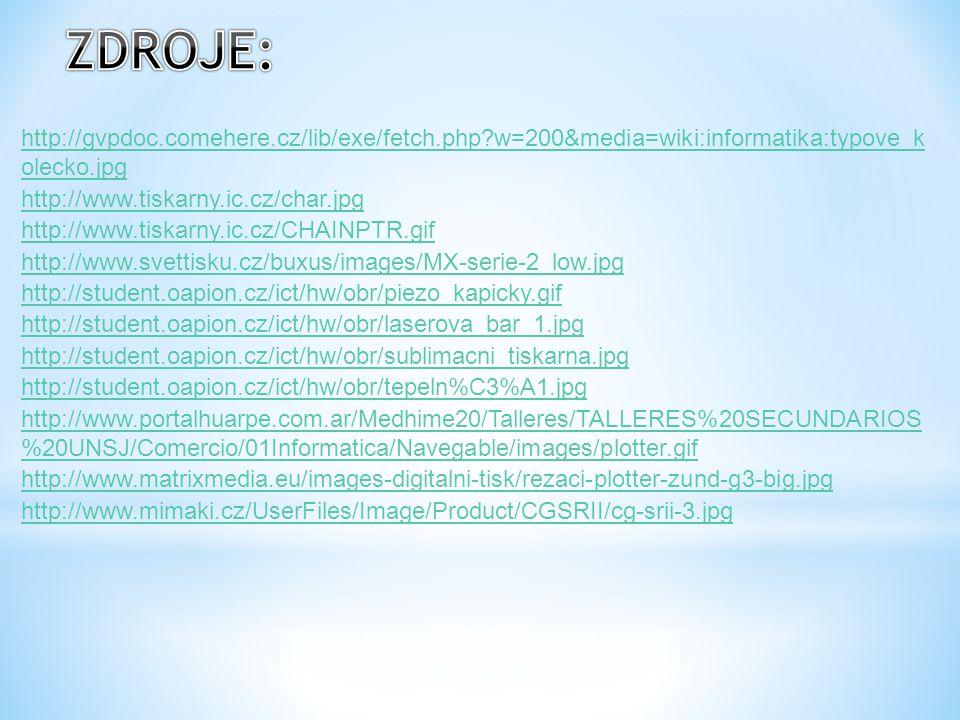 ZDROJE: http://gvpdoc.comehere.cz/lib/exe/fetch.php w=200&media=wiki:informatika:typove_k olecko.jpg.