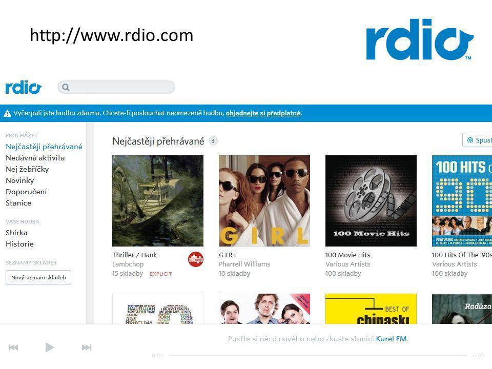 http://www.rdio.com