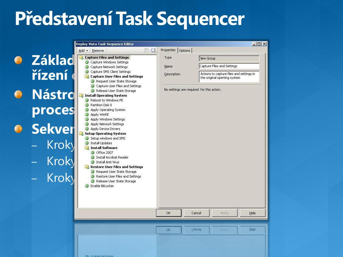 Představení Task Sequencer