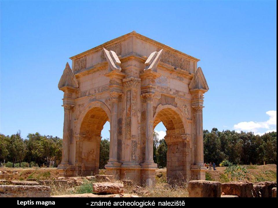 - známé archeologické naleziště
