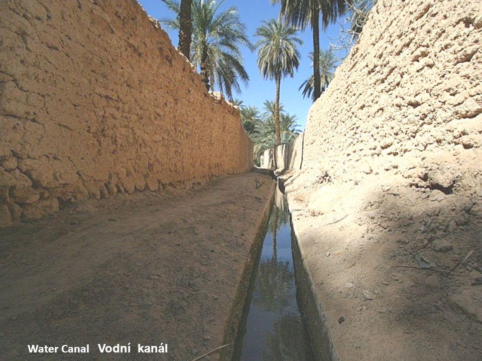 Water Canal Vodní kanál