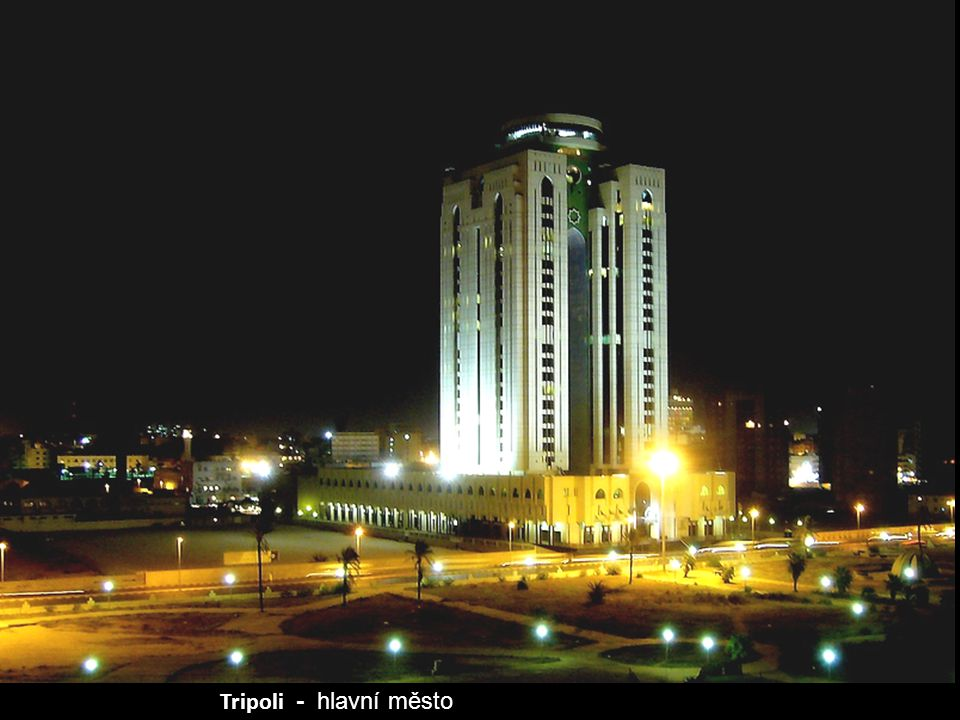 Tripoli - hlavní město