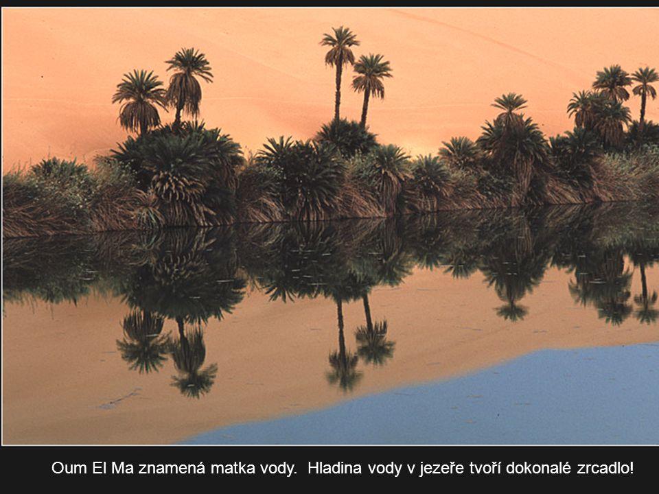 Oum El Ma znamená matka vody