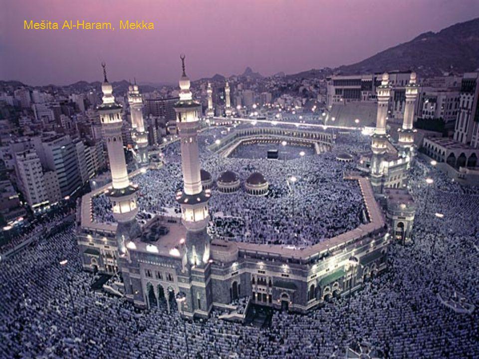 Mešita Al-Haram, Mekka