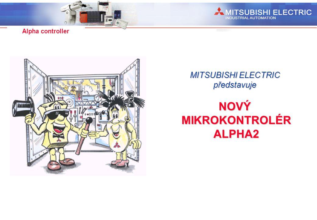 NOVÝ MIKROKONTROLÉR ALPHA2