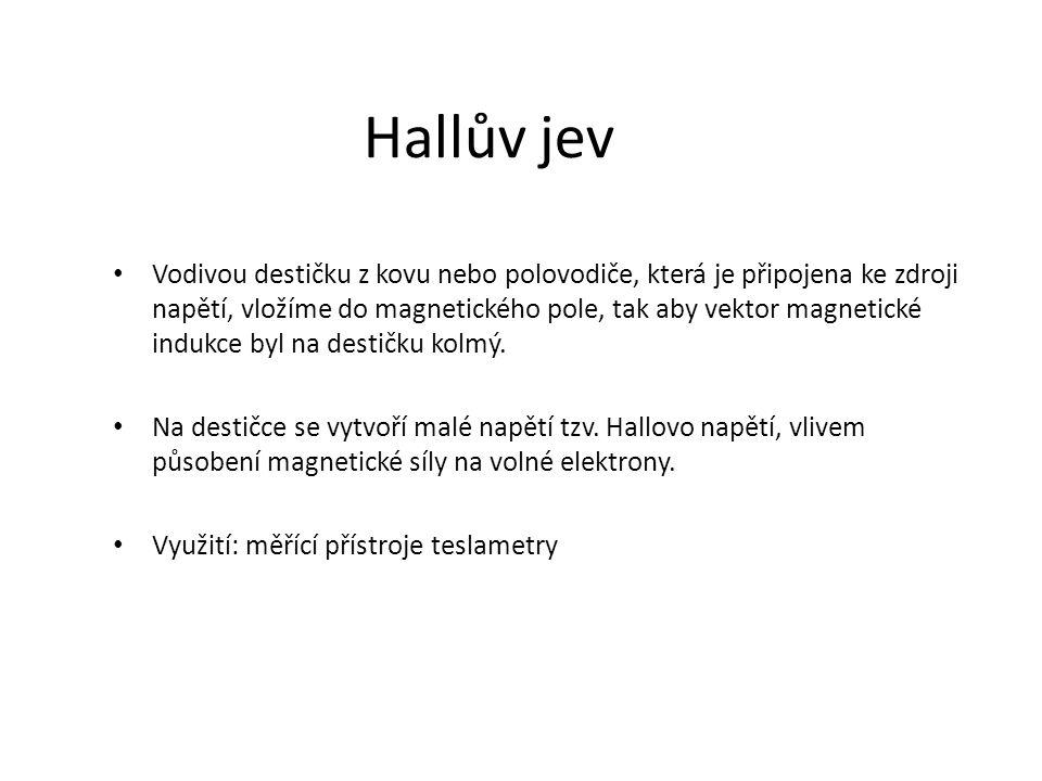 Hallův jev