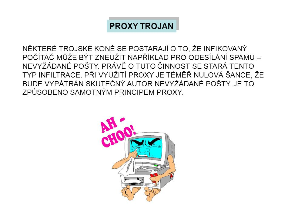 PROXY TROJAN