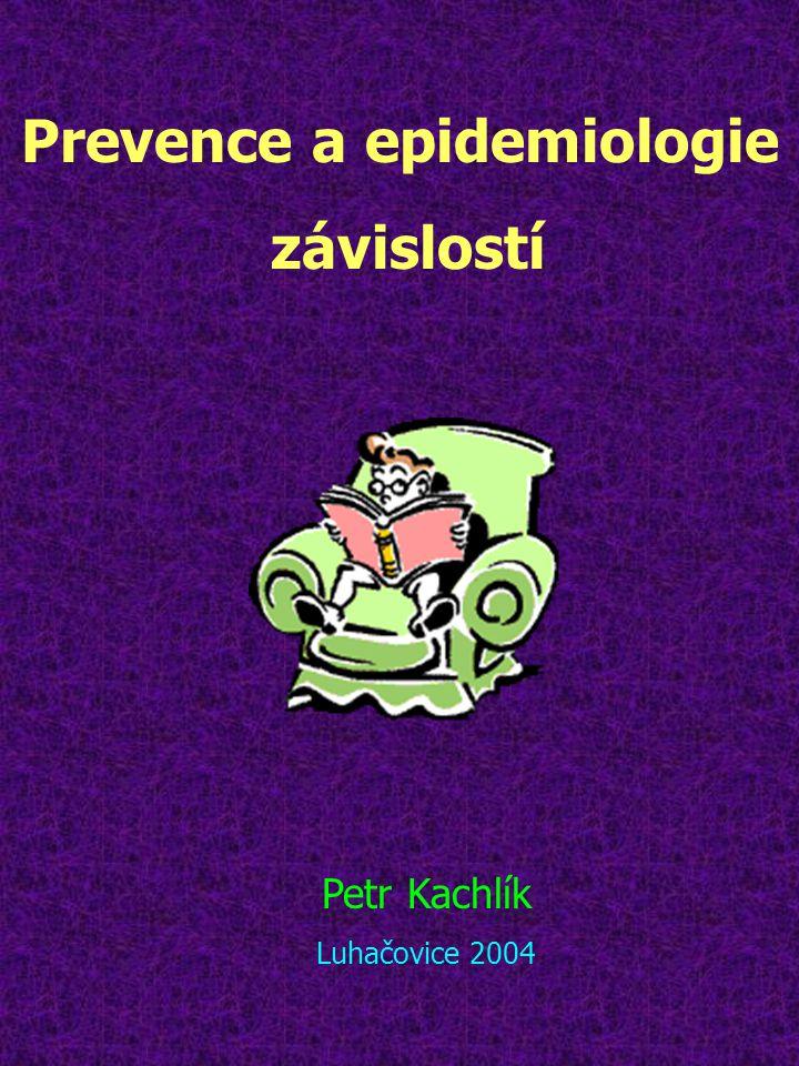 Prevence a epidemiologie