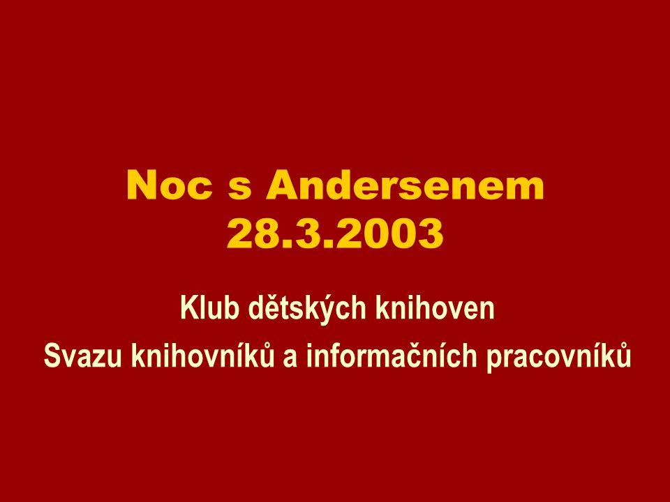 Klub dětských knihoven Svazu knihovníků a informačních pracovníků