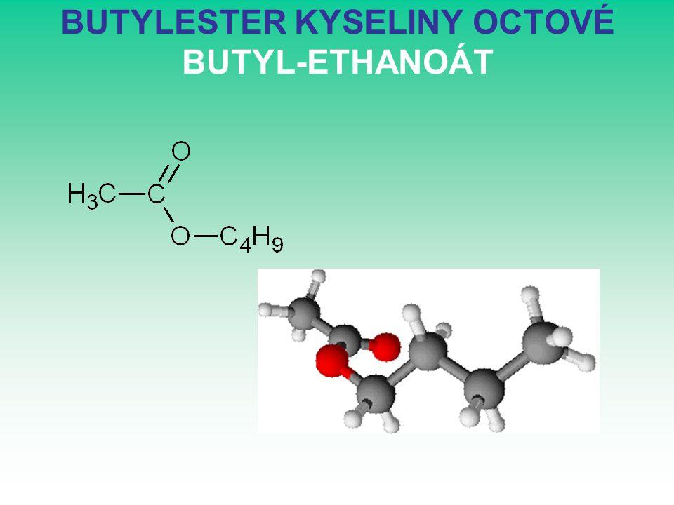BUTYLESTER KYSELINY OCTOVÉ BUTYL-ETHANOÁT