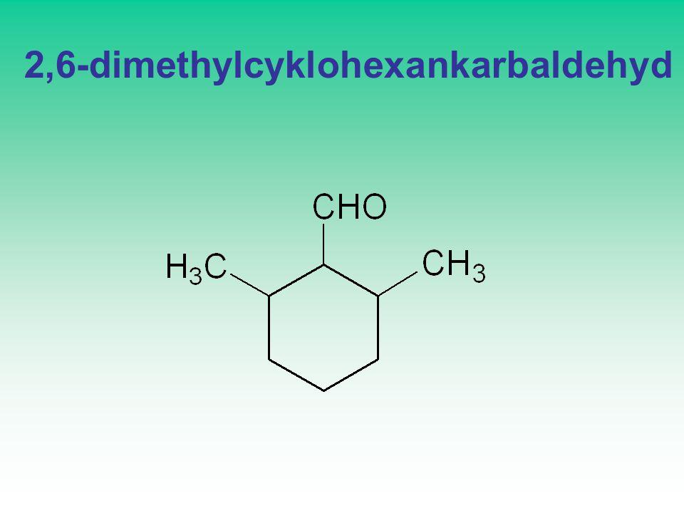 2,6-dimethylcyklohexankarbaldehyd