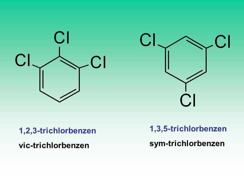 1,3,5-trichlorbenzen sym-trichlorbenzen 1,2,3-trichlorbenzen vic-trichlorbenzen