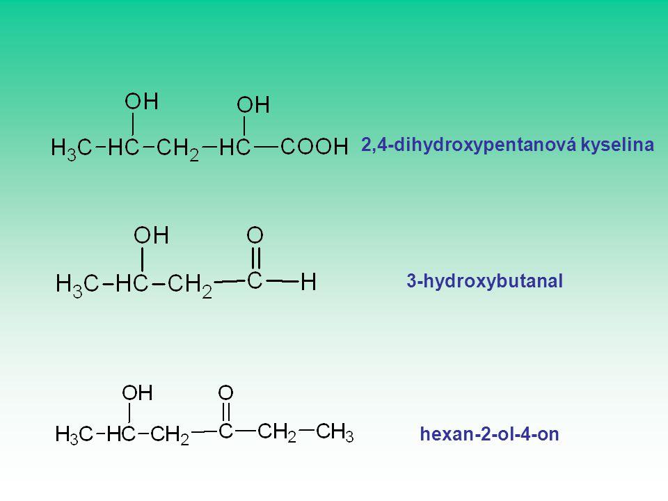 2,4-dihydroxypentanová kyselina