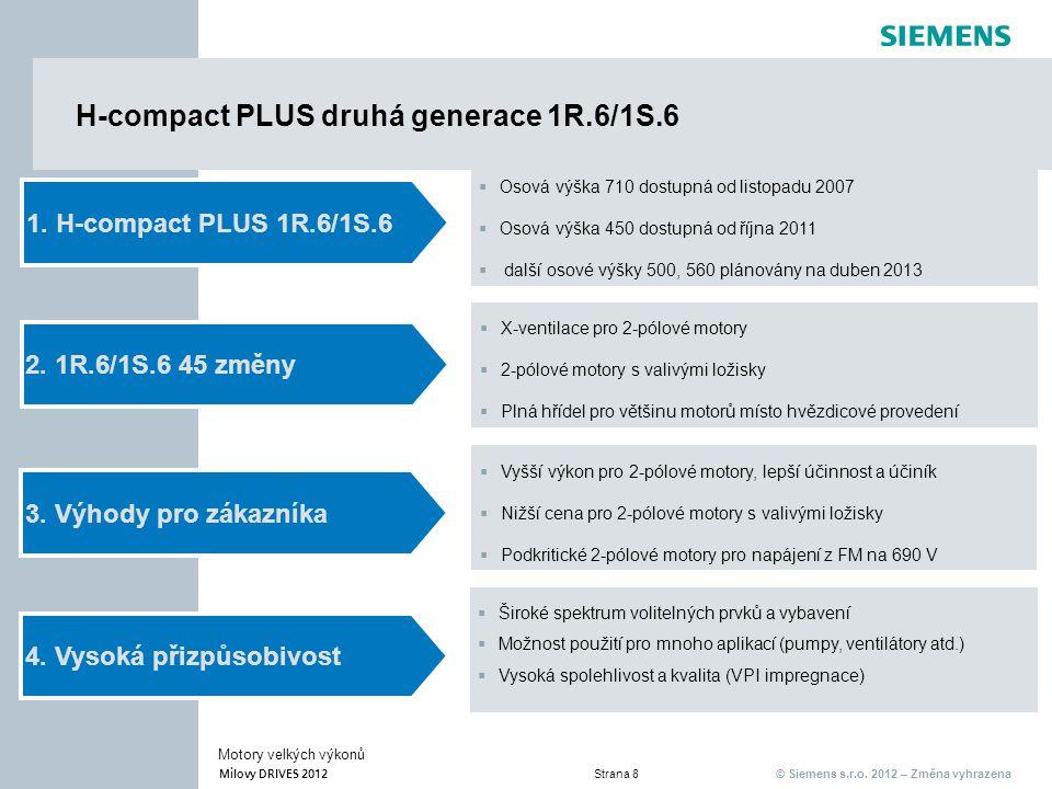 H-compact PLUS druhá generace 1R.6/1S.6