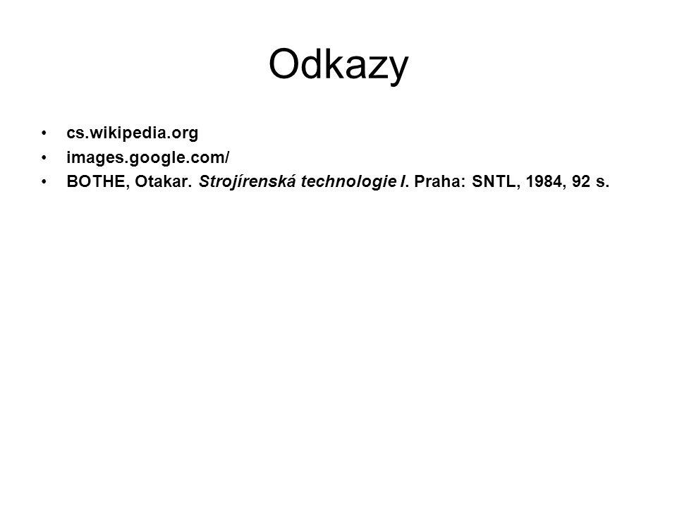 Odkazy cs.wikipedia.org images.google.com/