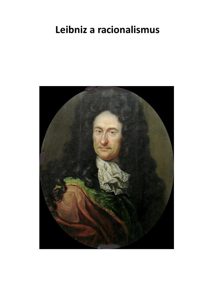 Leibniz a racionalismus