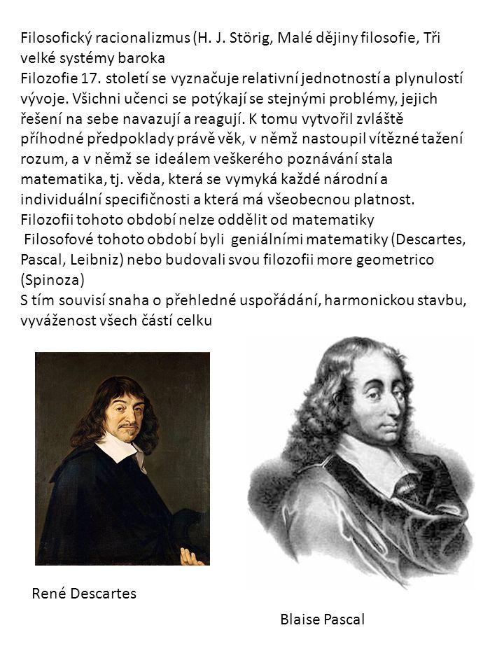 Filosofický racionalizmus (H. J