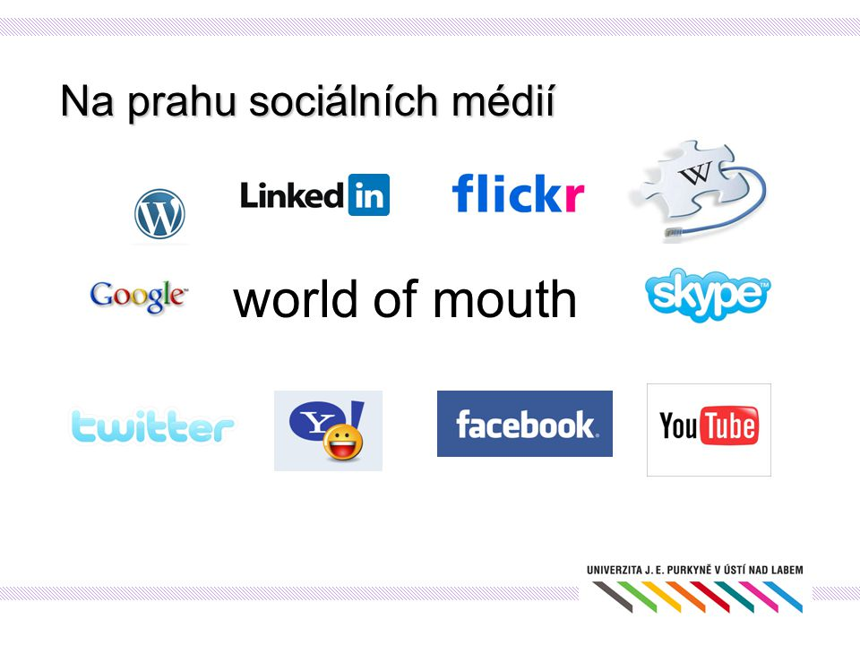 Na prahu sociálních médií
