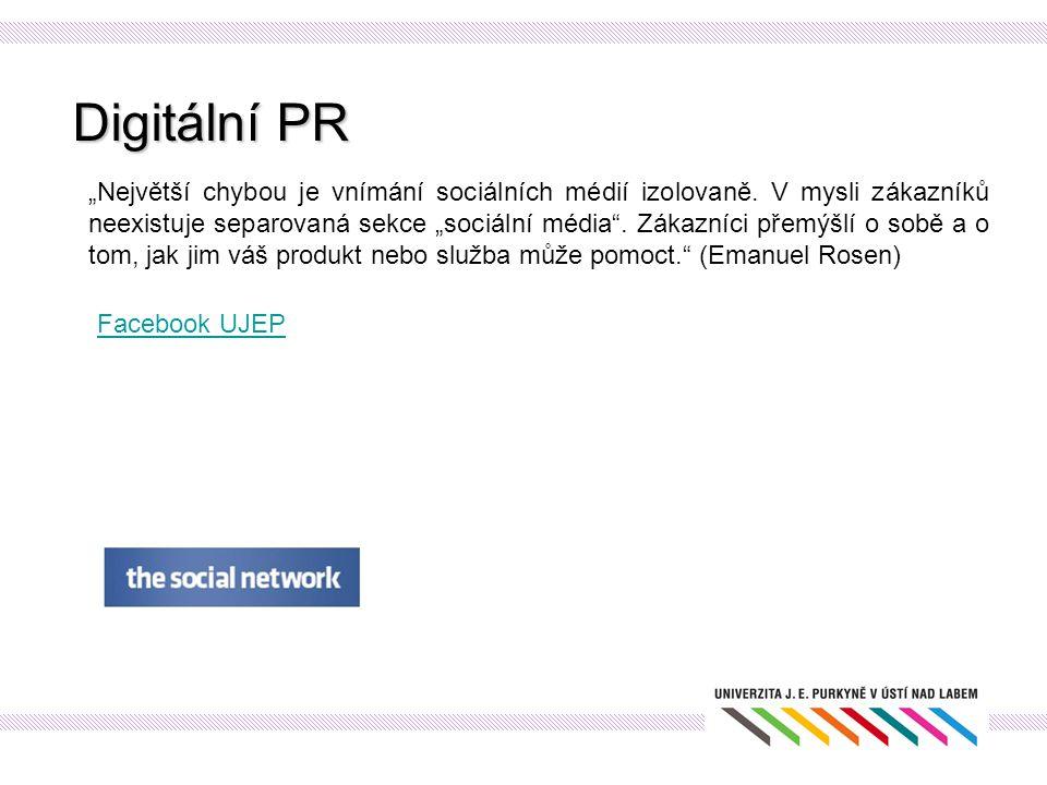 Digitální PR