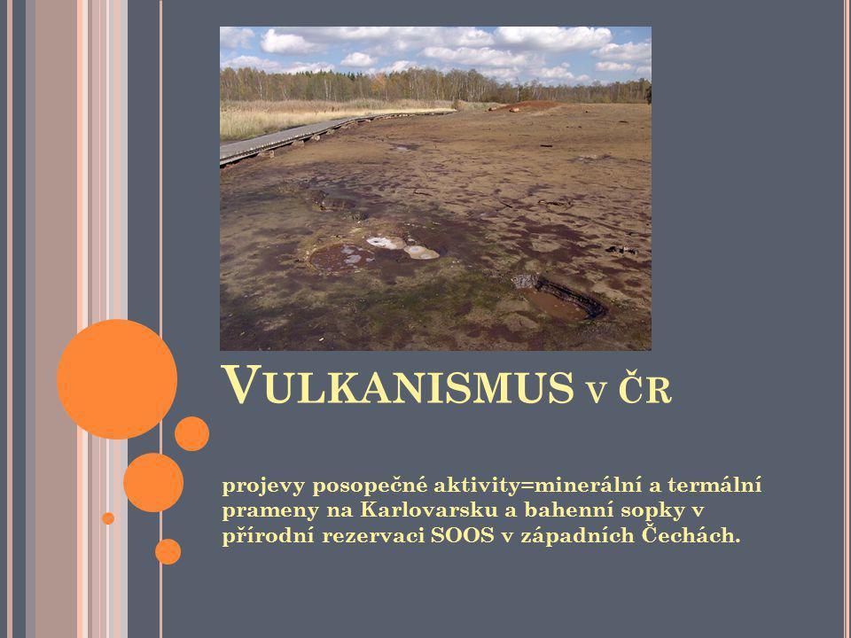 Vulkanismus v ČR