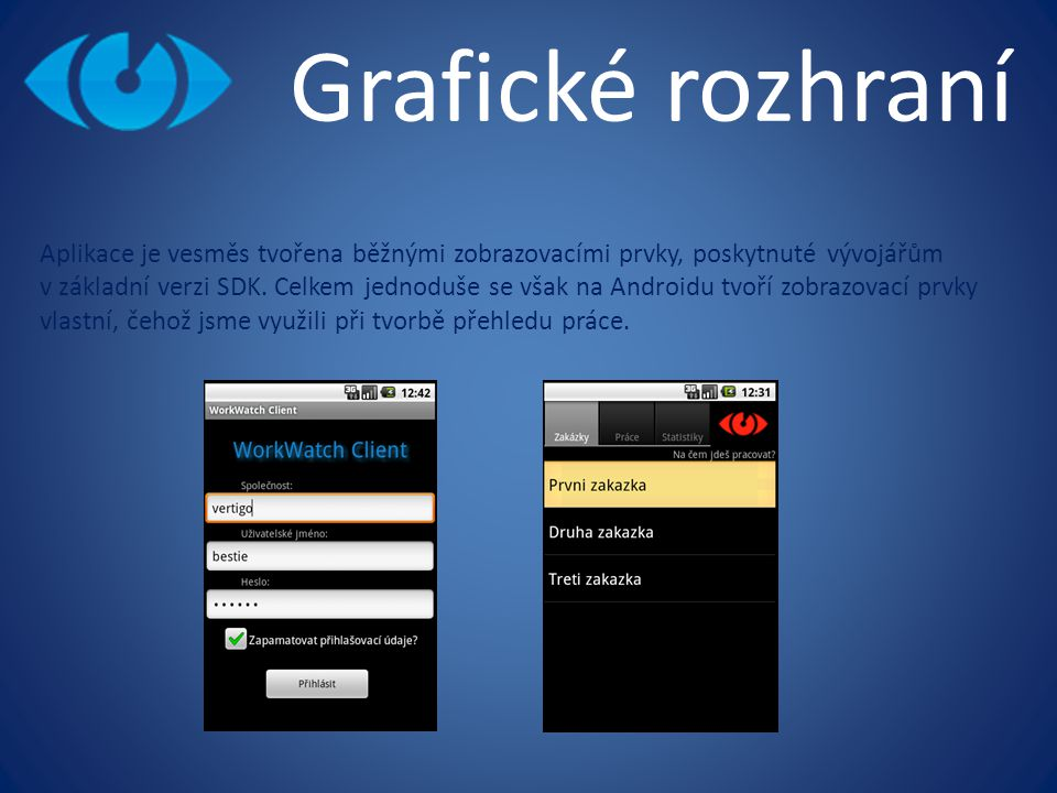 Grafické rozhraní