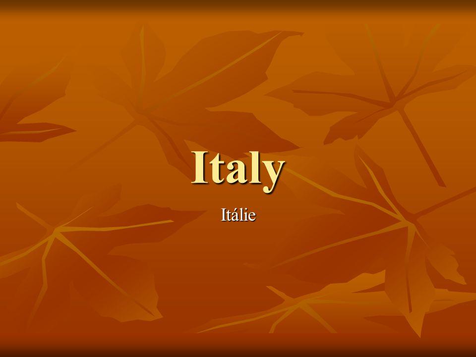 Italy Itálie
