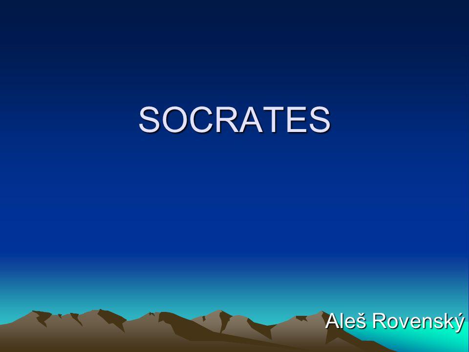SOCRATES Aleš Rovenský