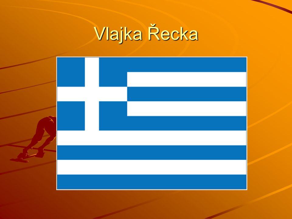 Vlajka Řecka