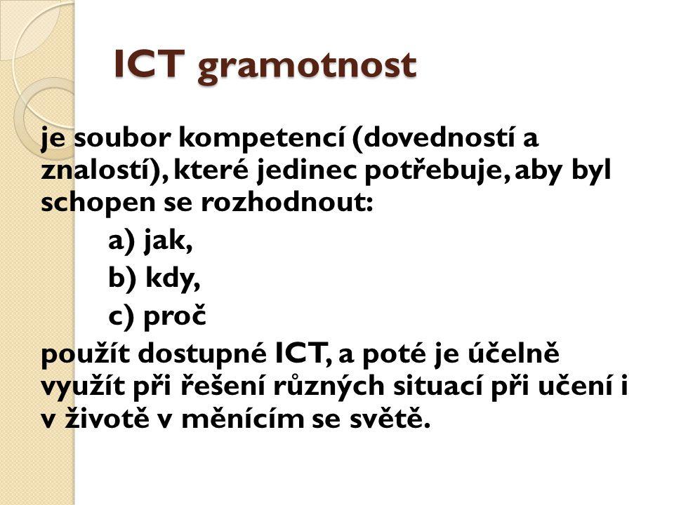 ICT gramotnost
