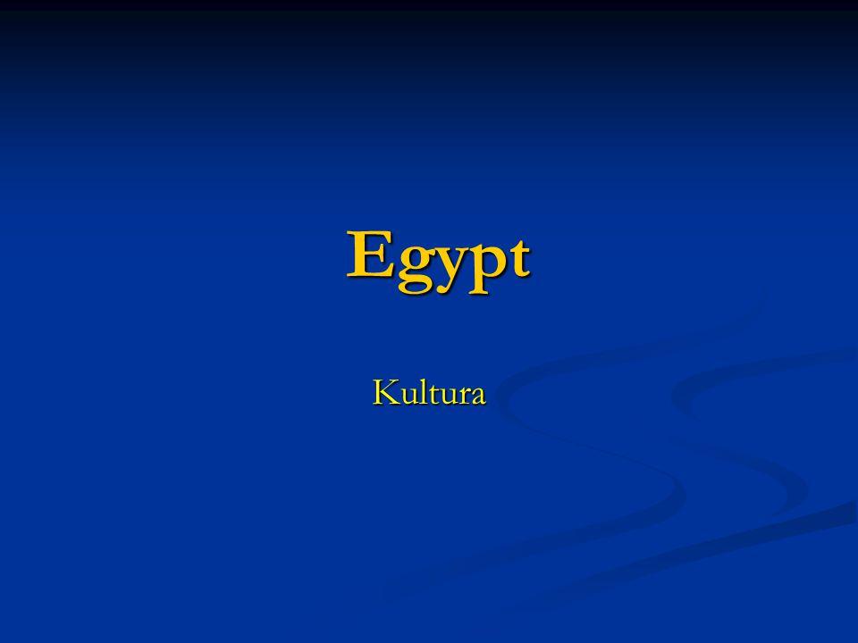 Egypt Kultura