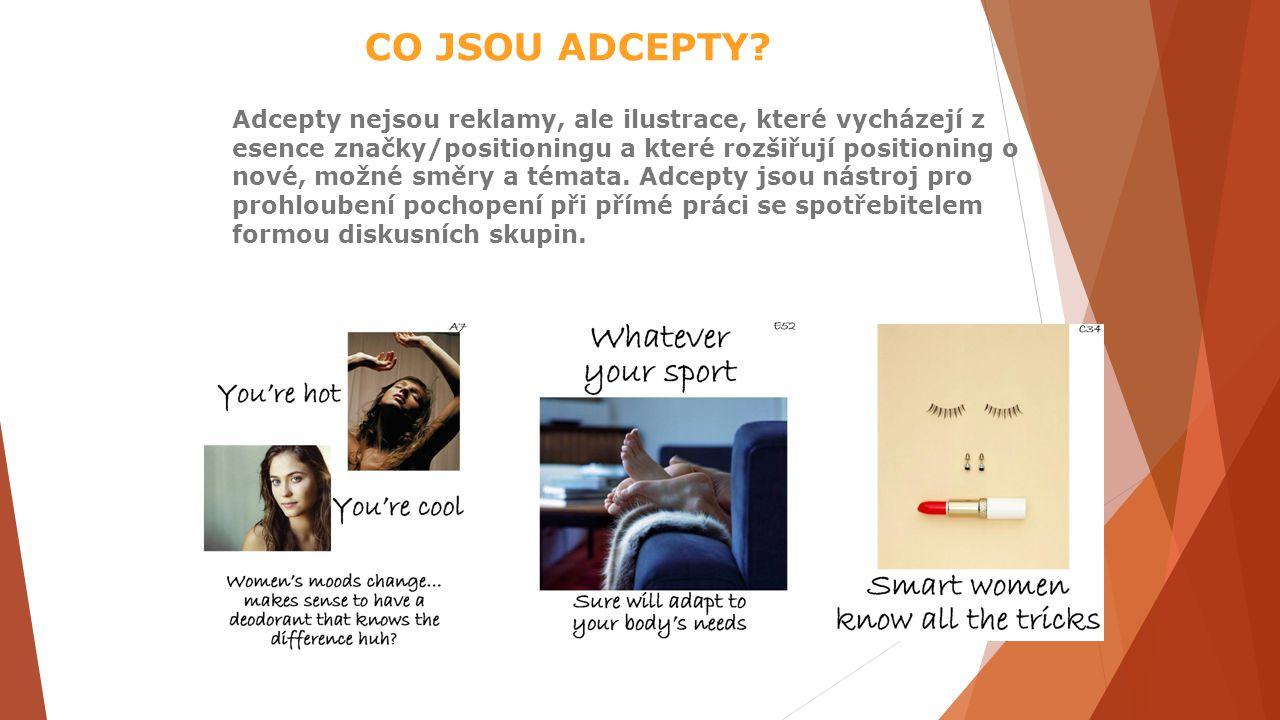 CO JSOU ADCEPTY