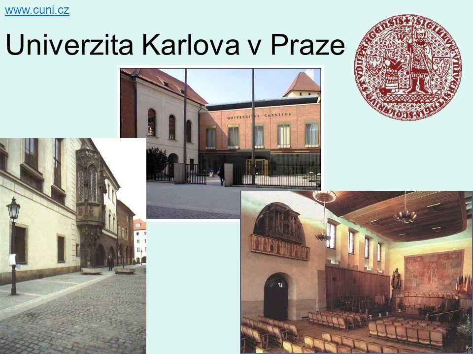 Univerzita Karlova v Praze