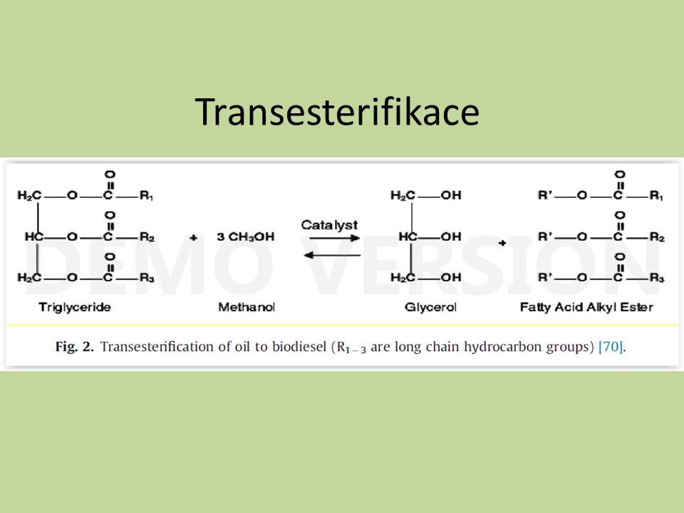 Transesterifikace
