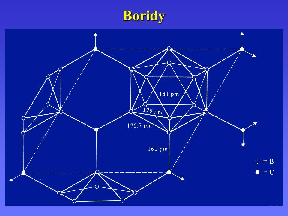 Boridy