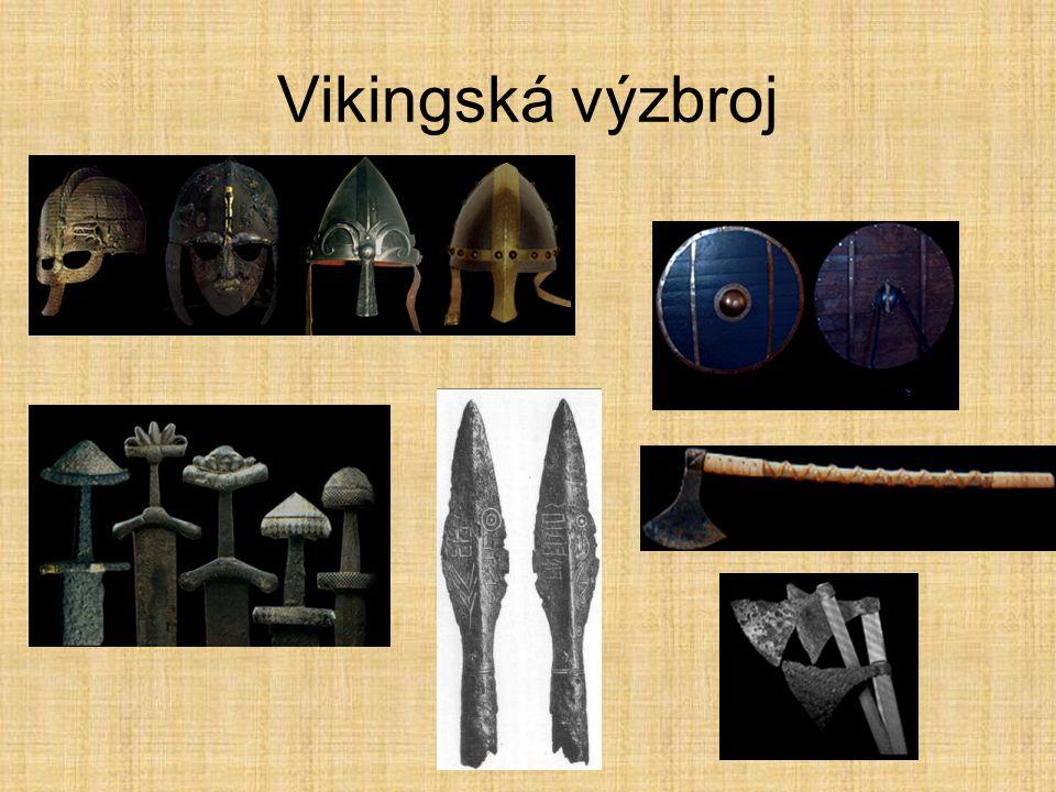 Vikingská výzbroj