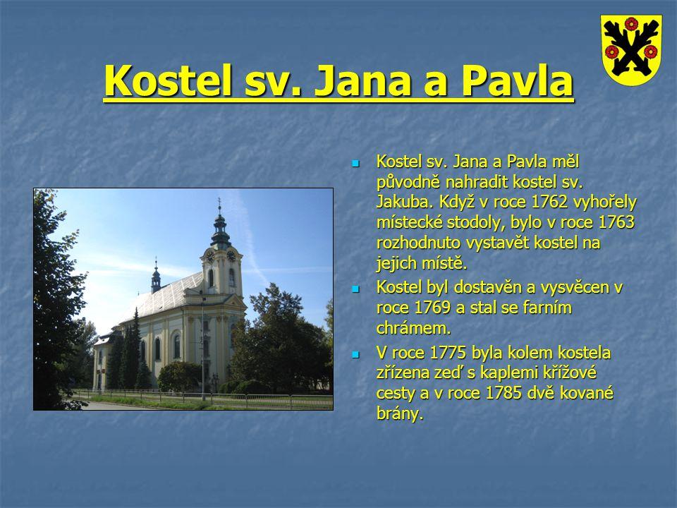Kostel sv. Jana a Pavla