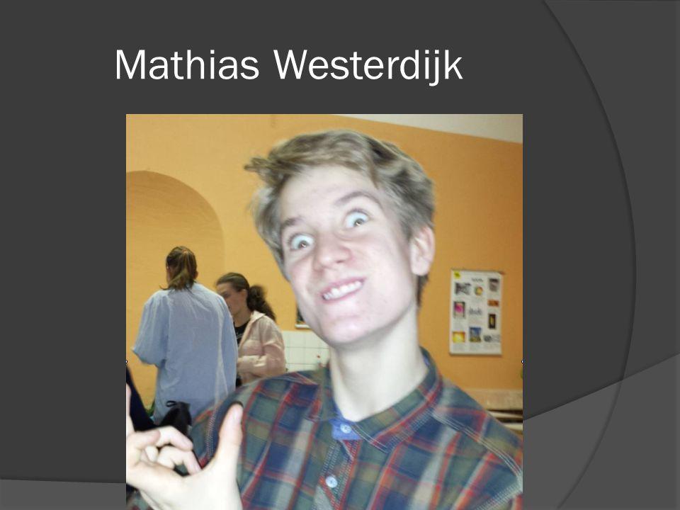 Mathias Westerdijk