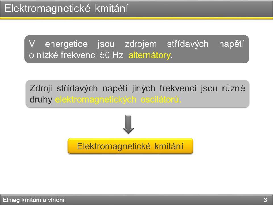 Elektromagnetické kmitání