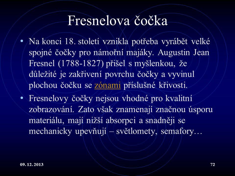 Fresnelova čočka