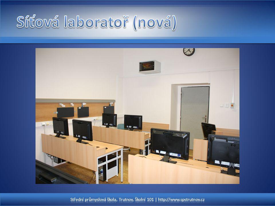 Síťová laboratoř (nová)