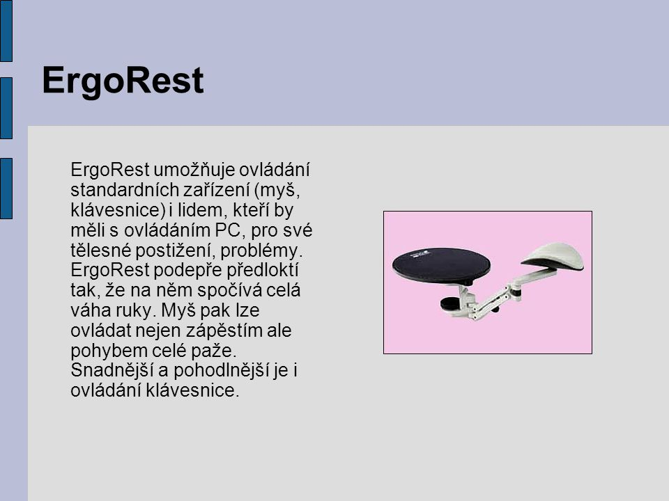 ErgoRest