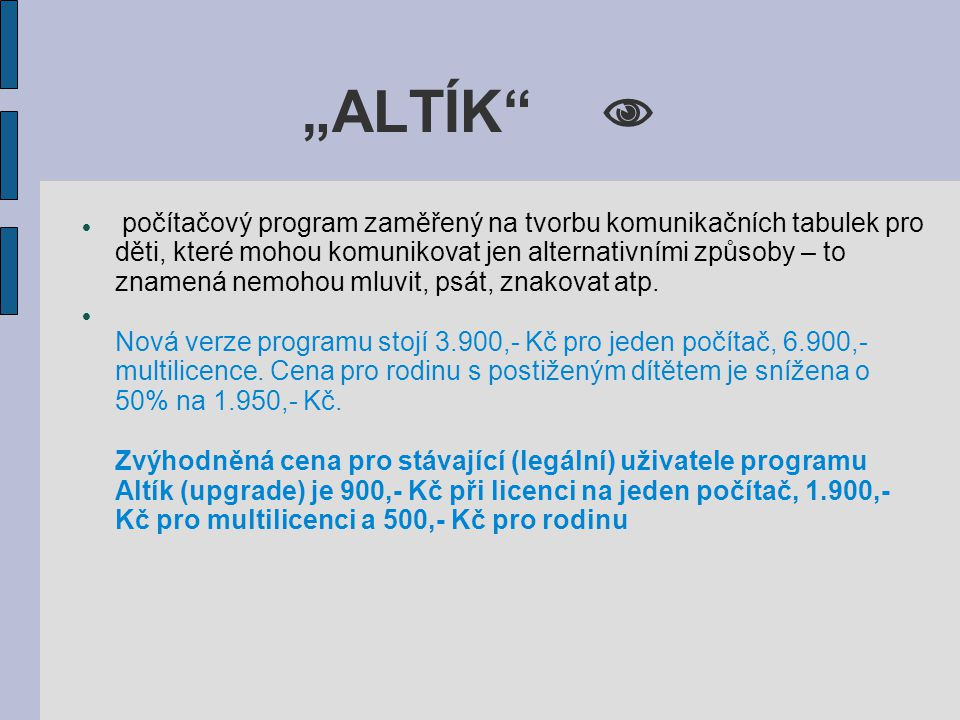 """""""ALTÍK """