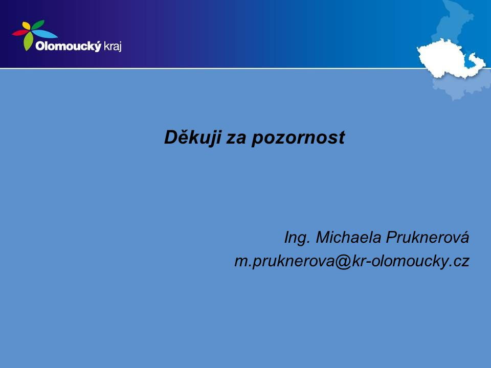 Ing. Michaela Pruknerová