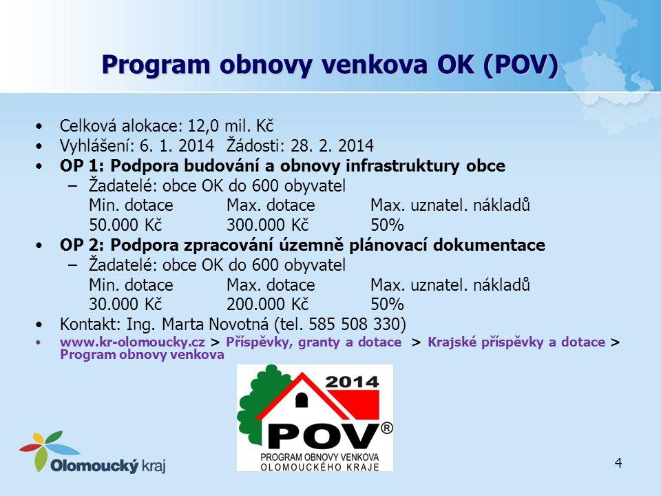 Program obnovy venkova OK (POV)