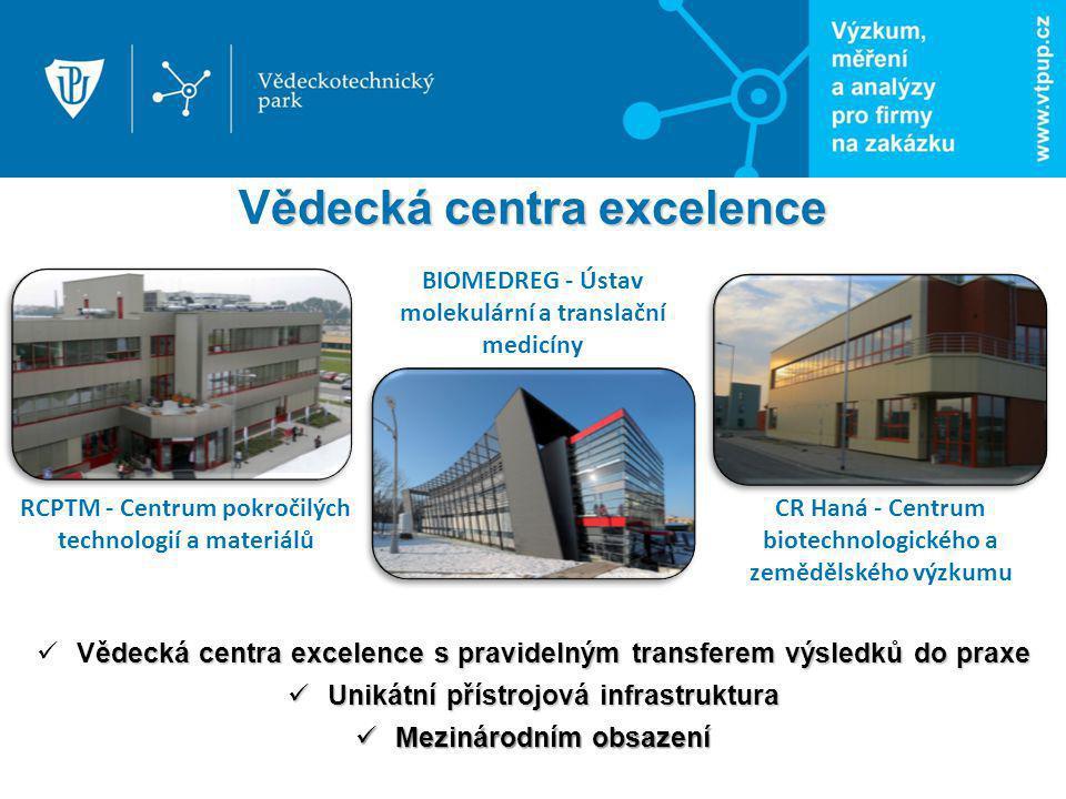 Vědecká centra excelence