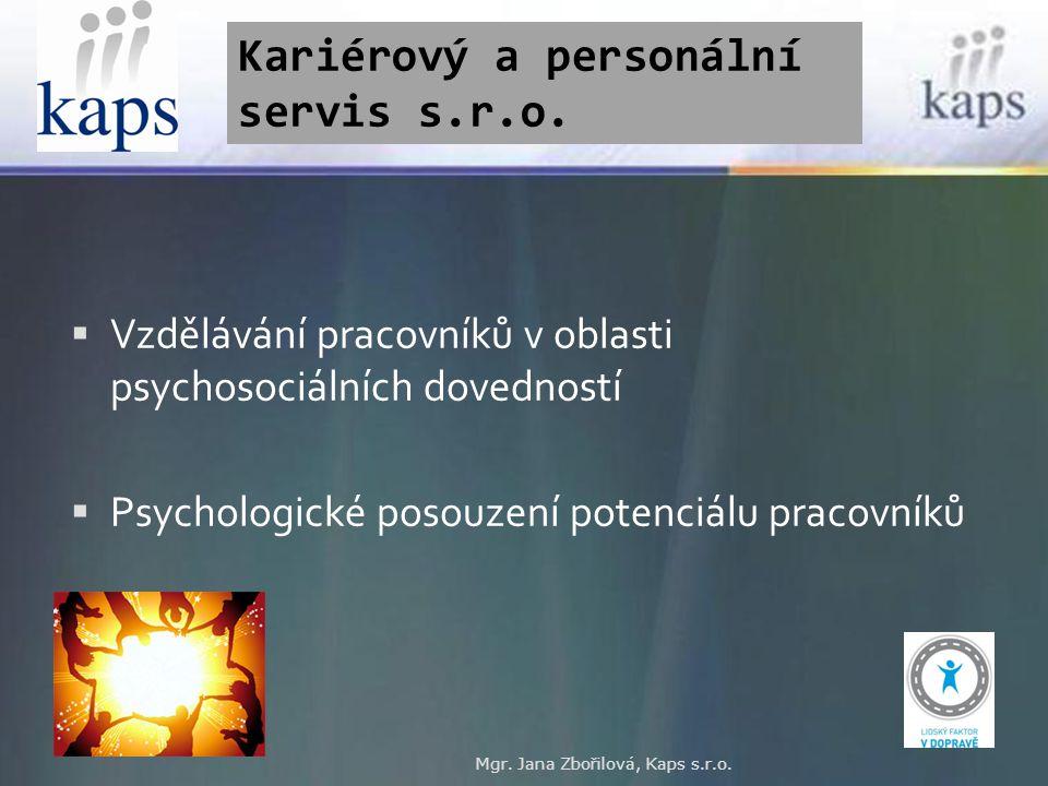 Kariérový a personální servis s.r.o.